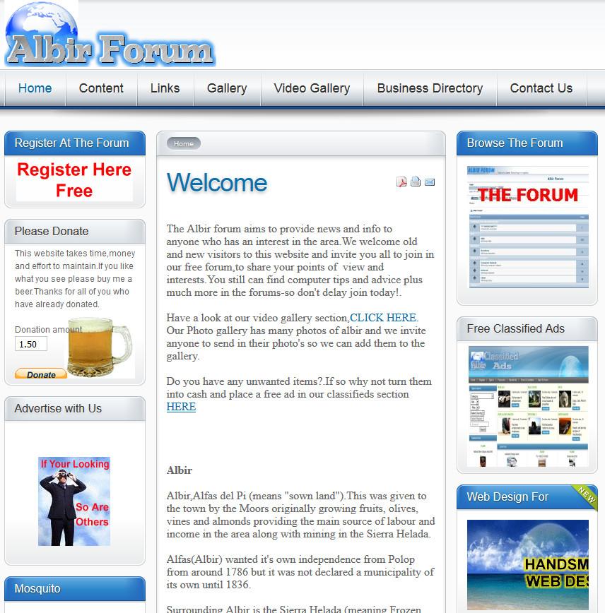 Albir Forum